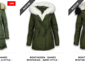 Wat is de beste parka jas dames?