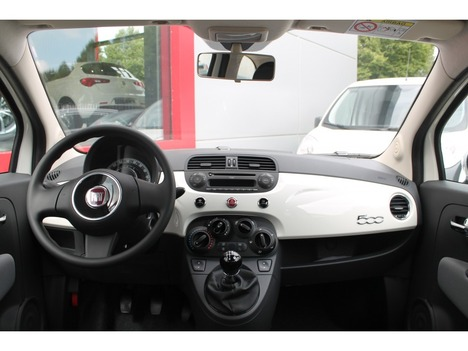 Fiat 500 lease