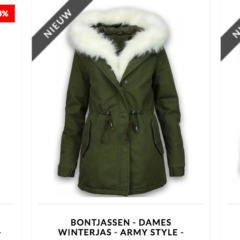 Wat is de beste parka jas dames?